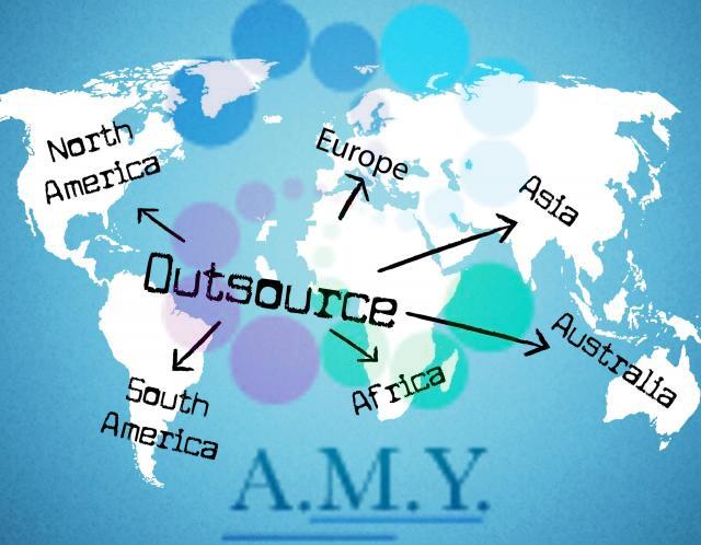A.M.Y. аутсорсинг аутстаффинг